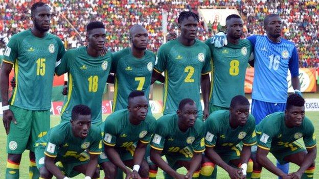 Senegal to play play Bosnia and Luxembourg ahead of World Cup