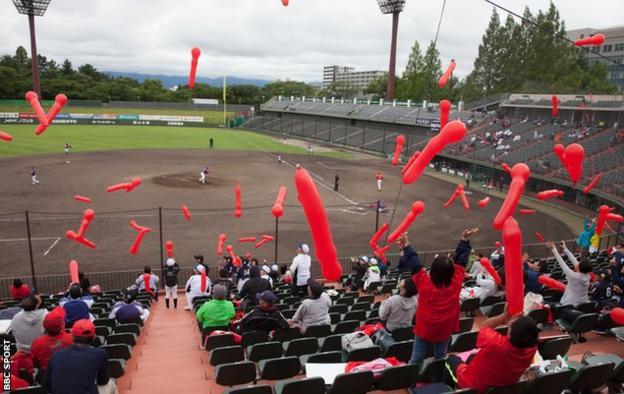 The crowd at Fukushima Red Hopes