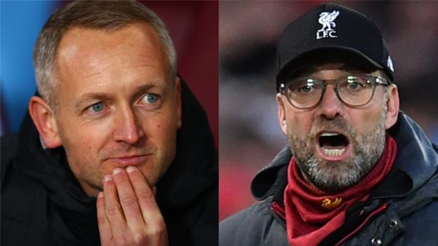 Jurgen Klopp can call in during Liverpool FA Cup replay - Neil Critchley thumbnail