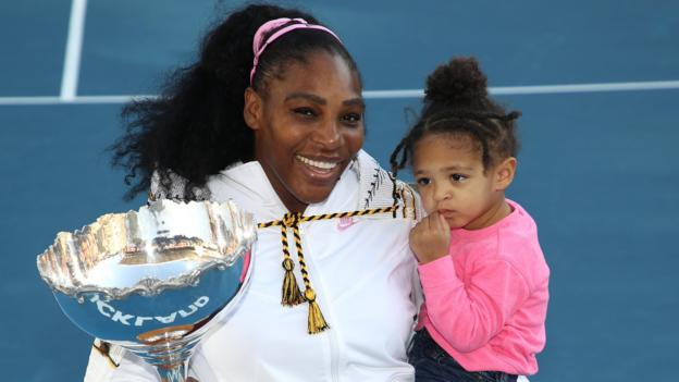 Serena Williams wins Auckland Classic for first title in three years thumbnail