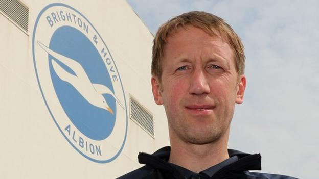 Brighton boss Graham Potter says football must 'adapt to imperfect situation' thumbnail