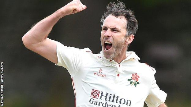 Former Durham, Lancashire and England fast bowler Graham Onions announced his retirement with a back injury in September 2020
