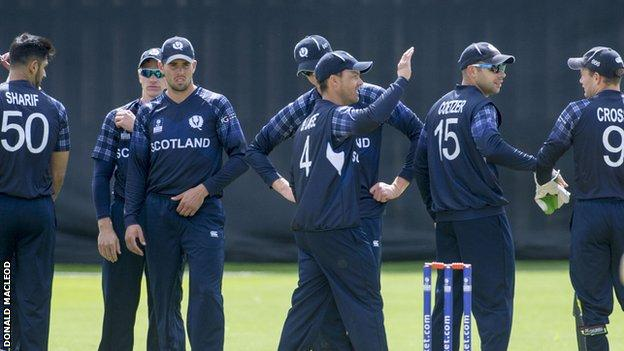 Scotland will play in the first round of the World Twenty20 in India next year