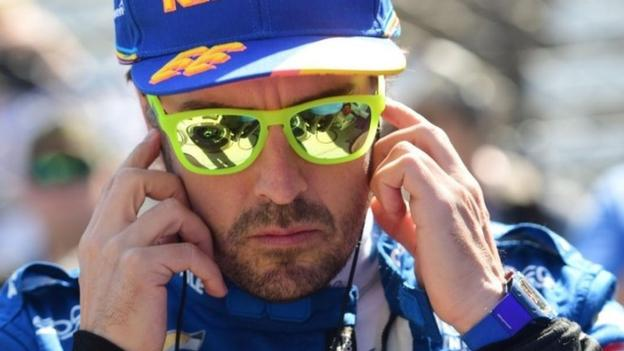 Fernando Alonso fails to qualify for Indianapolis 500 thumbnail