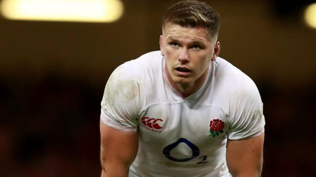 Farrell and Ford to start for England against Ireland
