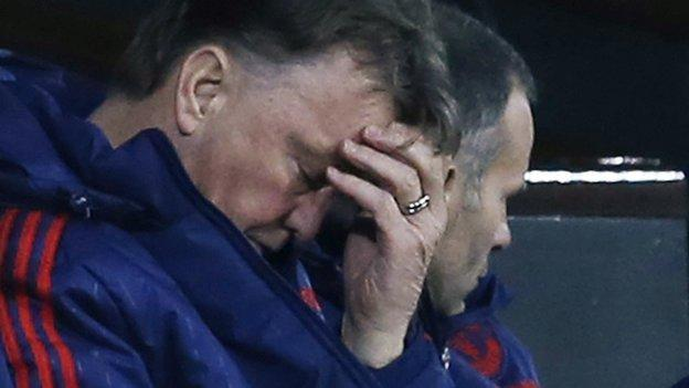 Louis Van Gaal: Some Man Utd Games Have Bored The Manager