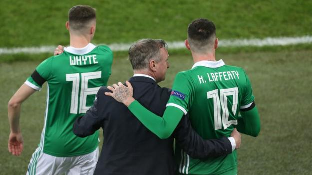 Home and away defeats by Austria and Bosnia and Herzegovina left Northern Ireland bottom of the group without a point in the inaugural Uefa Nations League