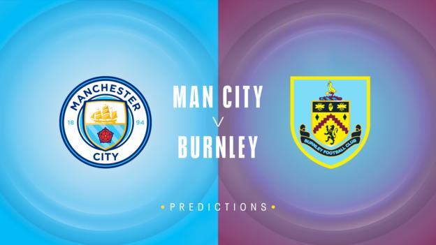Man City v Burnley