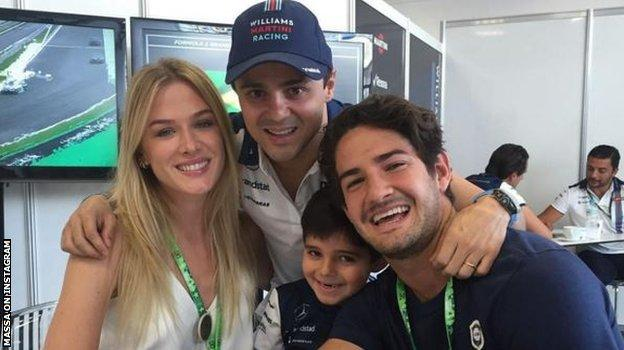 Felipe Massa on Instagram