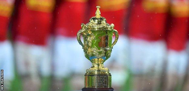Will a new name be engraved on the Webb Ellis Cup in 2019?