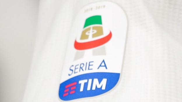 Coronavirus: Inter Milan v Sampdoria among Serie A games postponed - bbc