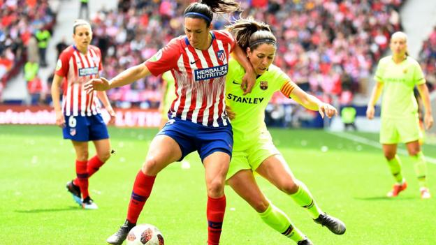Women's football: Spain's top players to strike this weekend