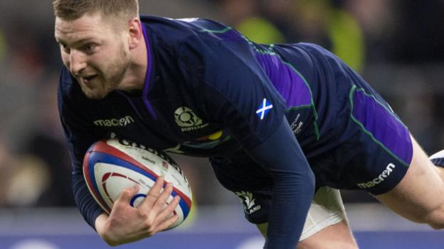 Scotland v England: Gregor Townsend focuses on England over Finn Russell thumbnail