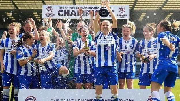Brighton & Hove Albion Women