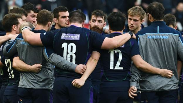Scotland v Wales: Gregor Townsend's side must show sign of life thumbnail