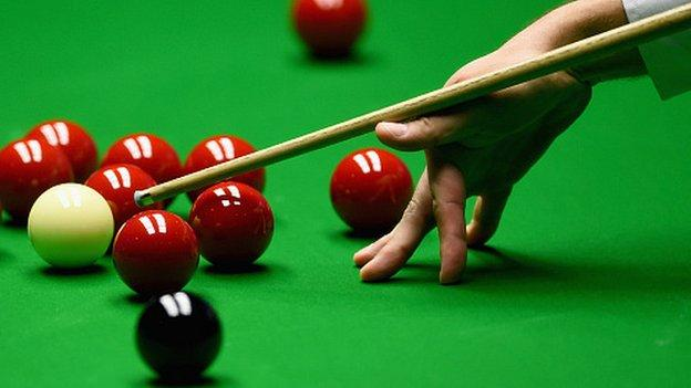 Snooker Results