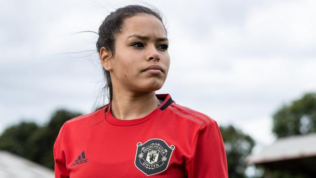 Manchester United Women: Ivana Fuso becomes latest signing for ...