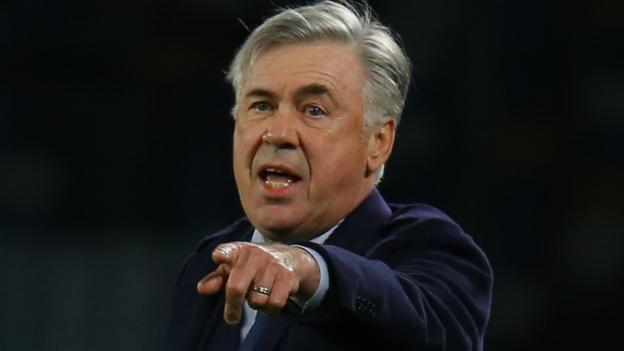 Carlo Ancelotti is Everton's first choice to be new manager thumbnail