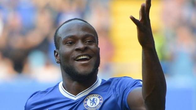 Chelsea: Victor Moses Goes From Outcast To Key Role Under