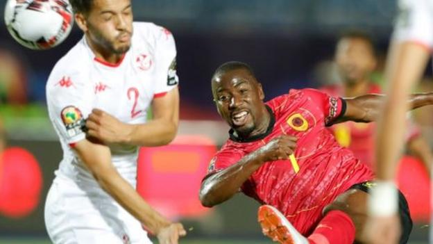 Africa Cup of Nations 2019: Angola fight back to hold Tunisia thumbnail