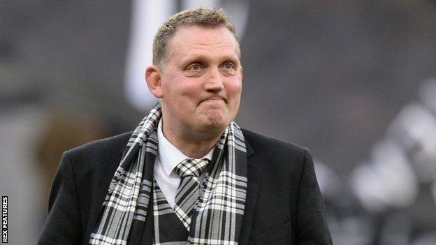 Former Scotland and Lions lock Doddie Weir was diagnosed with motor neurone disease in 2017