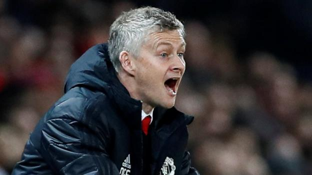 Man Utd 0-2 Paris St-Germain: 'Mountains are there to be climbed,' says Ole Gunnar Solskjaer thumbnail
