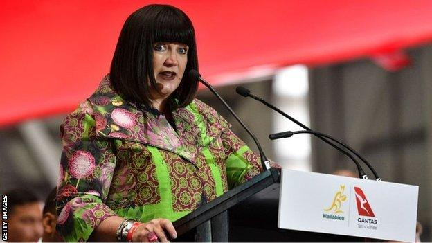 Raelene Castle succeeded Bill Pulver as Rugby Australia chief executive in December 2017