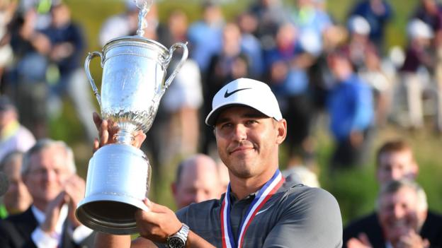 US Open tee times: Koepka with Molinari, Woods with Rose and Spieth thumbnail