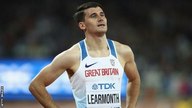 Guy Learmonth