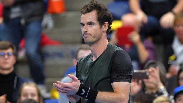 Murray reaches first ATP semi-final since 2017 as he makes European Open last four