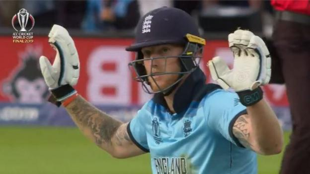 England Cricket World Cup win: 'Extra run' claims brushed off by Ashley Giles thumbnail