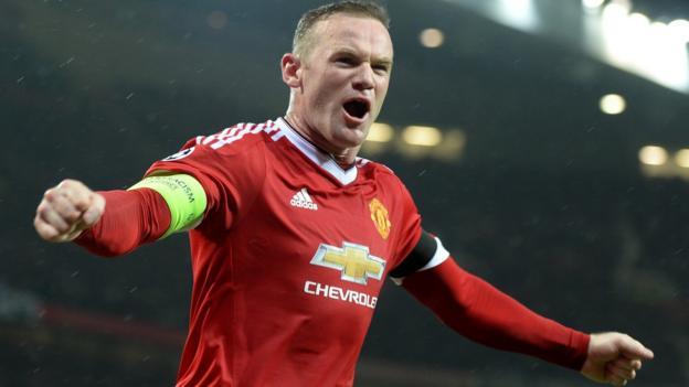 Wayne Rooney: England and Manchester United's record goalscorer ...