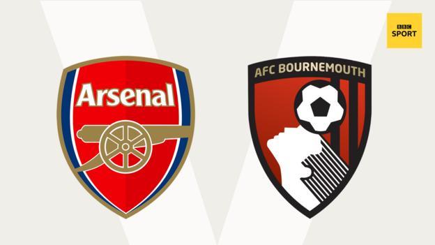 Arsenal v Bournemouth