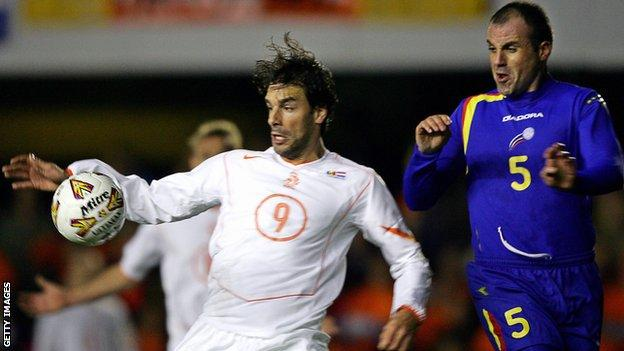 Toni Lima in action for Andorra