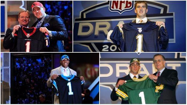 Former NFL draft players