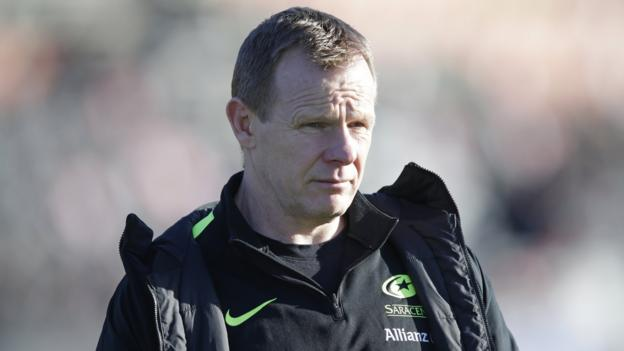 Saracens: Players and staff 'shocked and stunned' by relegation - Mark McCall - BBC Sport