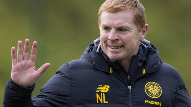 Neil Lennon: Celtic manager