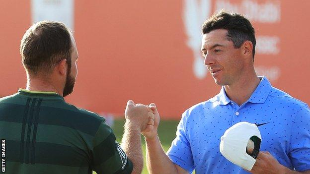 McIlroy finished five shots behind Tyrrell Hatton after a frustrating final round for the Northern Irishman