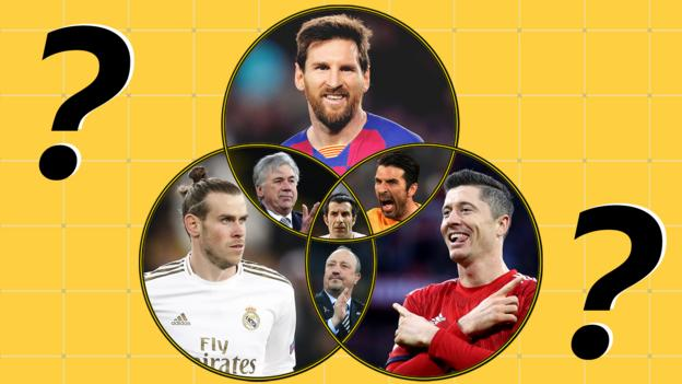 Take our Champions League Venn diagram quiz thumbnail