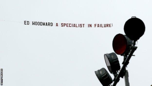 Ed Woodward banner