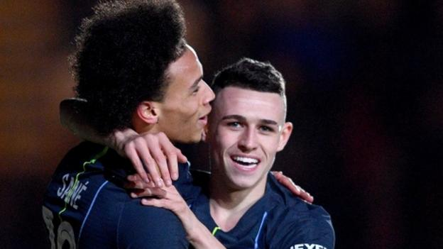 Manchester City: Phil Foden says his side can win quadruple this season thumbnail