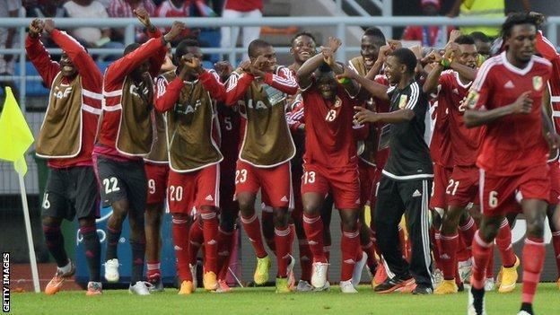 Congo national team