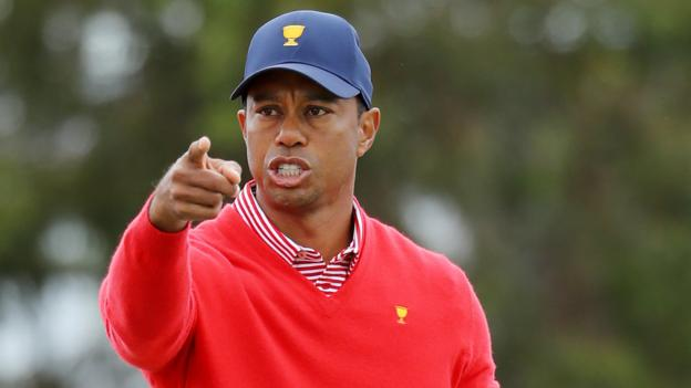 Presidents Cup: Internationals take 4-1 lead over Tiger Woods' United States thumbnail