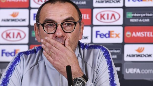 Chelsea: Maurizio Sarri to discuss future with club bosses thumbnail