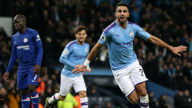 Manchester City 2-1 Chelsea: Champions come from behind to go third thumbnail