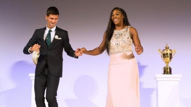 Night Fever for Wimbledon winners