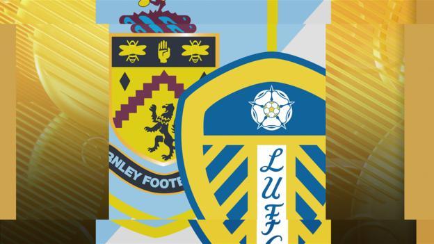 Burnley v Leeds United