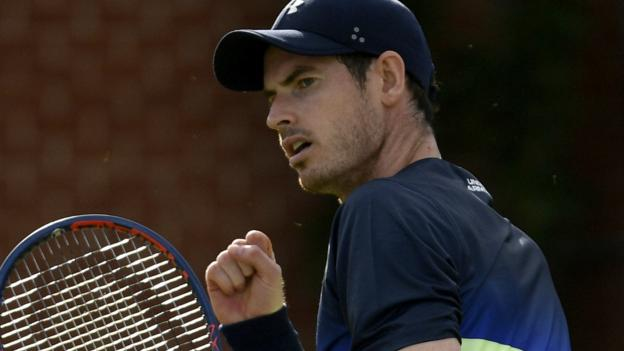 Eastbourne: Andy Murray takes wildcard at Nature Valley ...