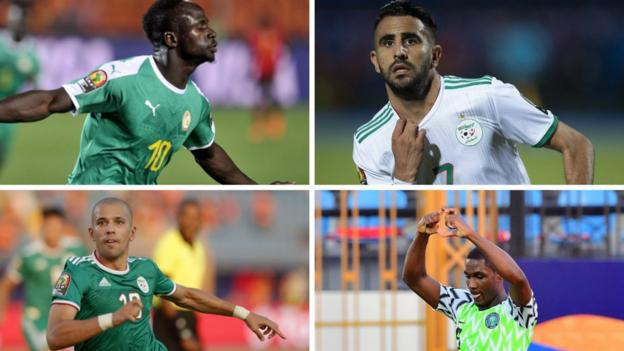 Africa Cup of Nations semi-finals: What to look out for thumbnail