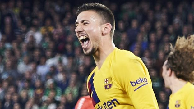 Real Betis 2-3 Barcelona: La Liga champions cut Real Madrid's lead thumbnail